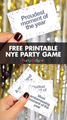 12 Rockin' New Year's Eve Party Ideas