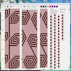 84 Besten Perlenhäkeln Muster Bilder Auf Pinterest Bead Patterns