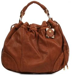 Juicy Couture Brentwood Leather Hobo Bag