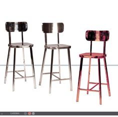 From new catalogue CARISMA Barstool