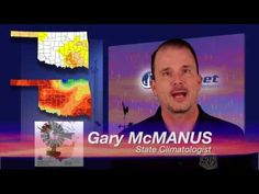 Mesonet Weather (10/29/16) Al Sutherland shows us where soil temperatures are still in the 70s. Gary McManus says Oklahoma is drying out and there's not much relief on the way.