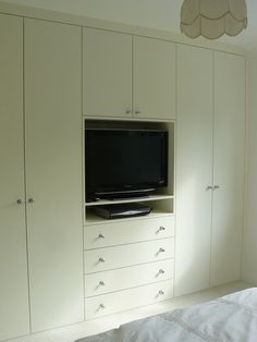 Trendy Bedroom Closet Ideas Built In Wardrobe Crown Moldings Ideas Wardrobe Closet, Bedroom Closet Design, Built Ins, Build A Closet, Closet Makeover, Closet Decor, Tv In Bedroom, Closet Bedroom, Trendy Bedroom