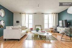 One bedroom apartment near Bastille in Paris