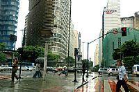 Praça Sete,cruzamento das Av.Amazonas com Afonso Pena-B.H.