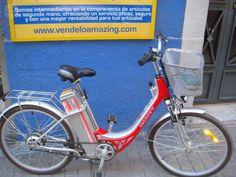 . Bicicleta monty e42 electrica  apenas sin uso bateria en condiciones, precio…