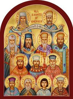 All Saints of America