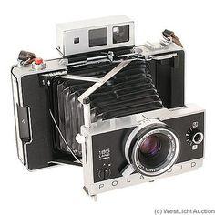 Polaroid: Polaroid 185 Land Camera camera