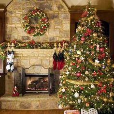 christmas tree decor inspiration 2014 1216 - anoninterior