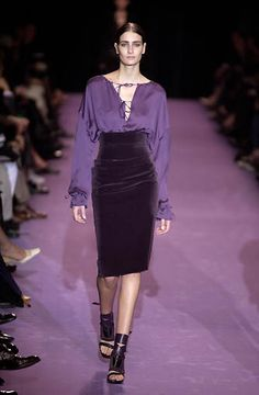 Tom Ford for YSL fw 01