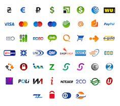 Картинки по запросу платежные системы LOGO png