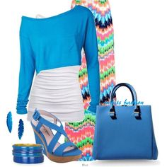 Zigzag outfit