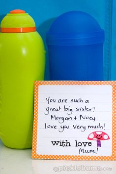 Printable Lunch Box Notes. Do you send your kids notes in their lunches? If so what do you put on them?
