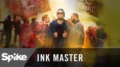 Let The Battle Begin: Peck Vs Nuñez - Ink Master, Season 8