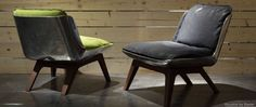 Houston chair by Baxter