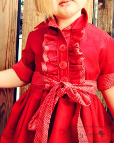 red, frilly, polkadottie, this just speaks J's name!