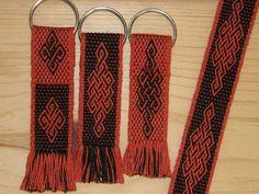pebble weave knotwork by Verny2, via Flickr