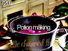 Love when they make potions but, i don't know why....... Little charmed things #tv #show