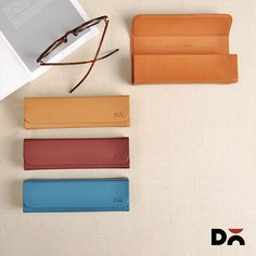 Carry your goggles safely and in style with dailyobjects accessories collection. Available in multi colors. Mobile Cases, Travel Essentials, Tan Leather, Packaging Design, Eyewear, Wallet, Sunglasses, Colors, Bags