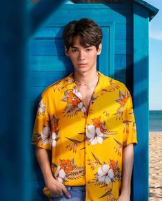 Happy songkran's day 🥽💦 King Of My Heart, My King, Asian Actors, Korean Actors, Poster Background Design, Meant To Be Together, Actor Photo, Parks N Rec, My Boo