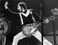 Pete Townshend, NYC, 1973