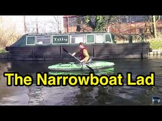 "As my time with Narrowboat Tilly rapidly draws to an end, I would like to look back at my first attempt at a ""proper"" video! It may be cringeworthy to the extreme but it represents a time and place in my life that will be impossible to replace. Have a great week!"