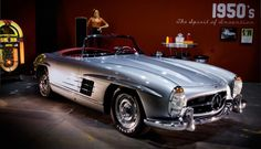 1957 Mercedes Benz 300SL Roadster