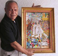 """Pedro Márquez: """"Desde muy pequeño siempre me incliné al arte"""""""