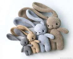 PDF Pattern Crochet Toy Cute Bunny Long Ears in Santa hat Christmas Amigurumi Pattern Crochet Toys Bunny & Co by CrochetToysBunnyCo on Etsy Crochet Rabbit, Cute Crochet, Crochet Teddy, Crochet Baby Toys, Crochet Patterns Amigurumi, Crochet Dolls, Crochet Animal Patterns, Crochet Mignon, Cute Bunny