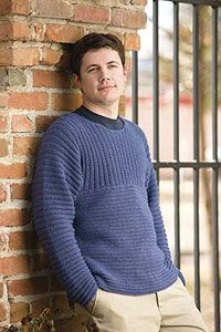 Ravelry: Russell Sweater pattern by Annette Petavy