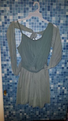 191b604fab BALERA Adult Lyrical Contemporary Solo Dance costume XLA. Preowned  fashion   clothing  shoes