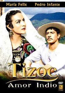 TIZOC (1960) PEDRO INFANTE MARIA FELIX NEW DVD 735978418099 | eBay