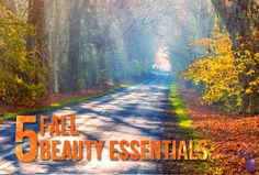 5 Fall Beauty Essentials | Eau Talk - The Official FragranceNet.com Blog