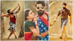 Rangasthalam Movie Ram Charan   Samantha Akkineni   Aadhi Pinisetty Indian Movies Bollywood, Free Bollywood Movies, New Movies, Movies To Watch, Hindi Movies Online Free, Box Office Collection, Lucky Man, Star Cast, Movie Releases