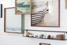 The Laissez-Faire Way to Work a Gallery Wall: Layer Your Artwork, Literally
