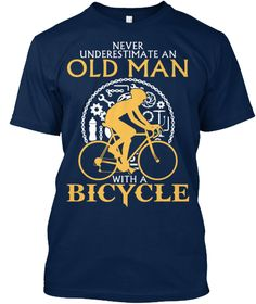 "Old Woman =>https://teespring.com/old-woman-bicycle?tsref=oldman Hoodie==>https://teespring.com/old-man-bicycle-hoodie?tsref=oldman  More Styles==>https://teespring.com/stores/biker-tshirt-2?oldman=store - Not available in stores. Limited quantities!- Buy 2 or more and save on shipping!- Guaranteed safe and secure checkout via: Paypal/VISA/MASTERCARDHOW TO ORDER: 1. Select the style and color you want2. Click ""BUY NOW"" or ""RESERVE NOW""    3. Select size and quantity  4. Enter shipping and…"