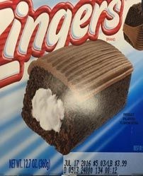 FDA Recall - Hostess Brands LLC - Snack Cake & Donut Products