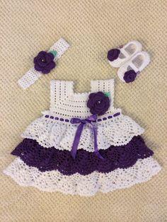 Die 68 Besten Bilder Von Babykleidchen Häkeln Yarns Crochet
