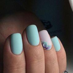 Popular nail art spring time 27