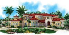 Plan 66277WE: Estate Living