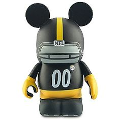"""Pittsburgh Steelers NFL Vinylmation- 3"""""""