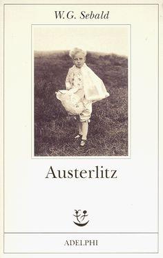 w.g. sebald, austerlitz
