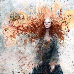 Redheads Art