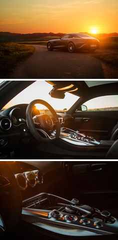 Sporty emotion and sensual purity: The Mercedes-AMG GT S. Photos by Kai Dalibor (www.kaidalibor.de). [Mercedes-AMG GT S | combined fuel consumption 9.6-9.4 l/100km | combined CO2 emission 224-219 g/km | http://mb4.me/efficiency_statement]