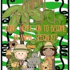 Kids love animals! In this unit your students will have the opportunity to become an animal specialist of an animal that they are most interested o...