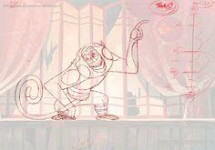 Monkey - Matt Williames, from Kung Fu Panda!