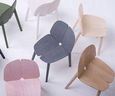 Osso chair by Ronan & Erwan Bouroullec for Mattiazzi.