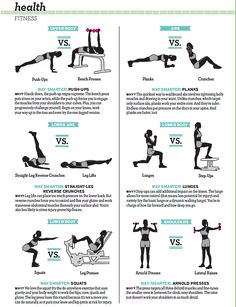 #Workout #Exercises #Fitness | Workout smarter, not harder