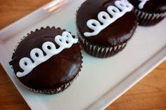 Fauxstess Cupcakes - SpeedbumpKitchen (a dairy free, egg free, nut free food blog)