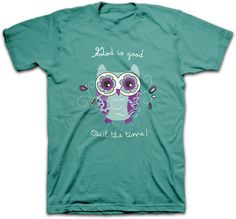 Forever And Always - God Is Good T-Shirt, $14.99 (http://www.foreverandalwaysonline.com/this-is-the-day/)