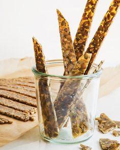 Seed Brittle by Michaela Hayes of Crock & Jar